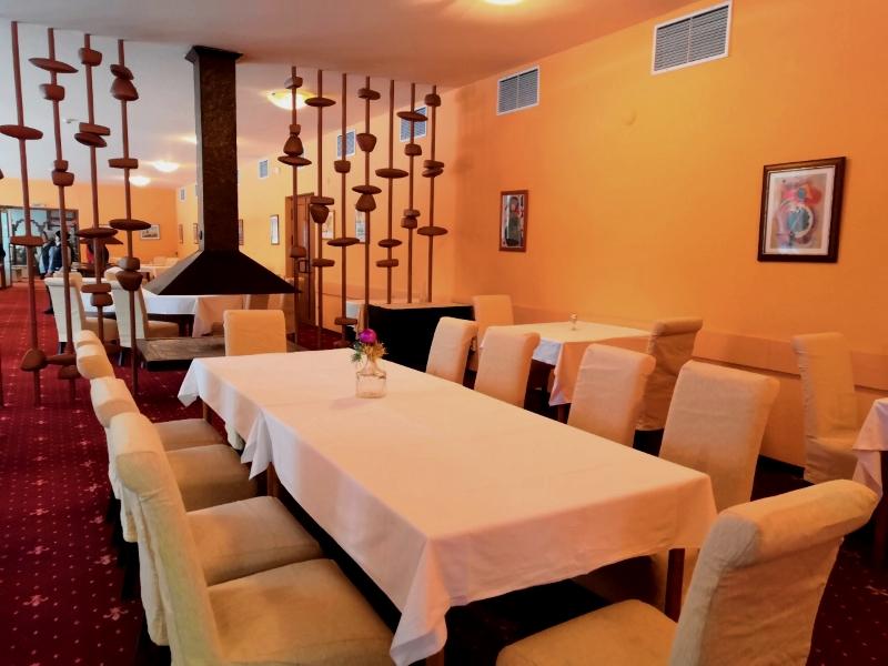 Hotel Edelweiss Borovets restaurant - Хотел Еделвайс Боровец ресторант