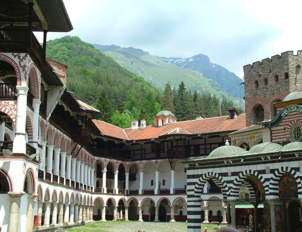 Rila monastery - Рилски манастир
